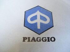 PIATTO DECORATIVO LOGO MARCHIO PIAGGIO GENOVA VESPA APE CIAO SOLE SORRIDENTE