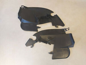 GENUINE NEW Volvo S80 Air guide LEFT & RIGHT 9484505 LH 9484506 RH