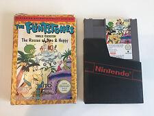 Flintstones - Rescue of Dino & Hoppy  | OVP + Schuber | NES Spiel | PAL-B CIB