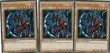 YUGIOH  3 X MIKAZUKINOYAIBA  LCKC-EN098 LEGENDARY COLLECTION KAIBA ULTRA