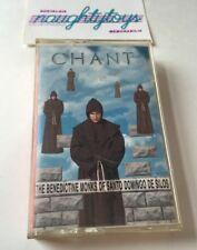 Chant - The Benedictine Monks of Santo Domingo De Silos Cassette Meditation Tape