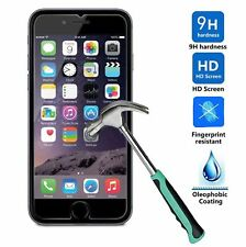 3pcs Tempered Glass Screen Film Protector for Apple iPhone 8 X 7 7plus 6 6s 5 SE iPhone 6/6s 1pack