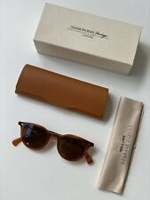 Men's Oliver Peoples Del Ray Tortoiseshell Brown Lens Sunglass £310