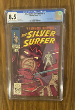 Silver Surfer Limited Series #1 CGC 8.5  Stan Lee Story Classic Galactus Cover