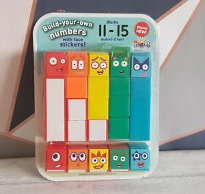Number Blocks Cbeebies Numberblocks 11-15  Toy