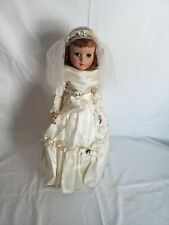 """Vintage American Character Sweet Sue Bride Doll18"""" Early 1950'S Doll"""