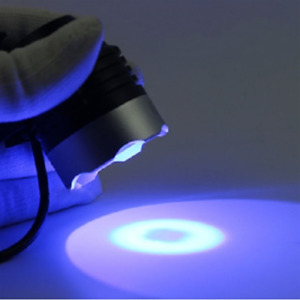 LAMPADA UV LED MINI LED CON 3 TIPI DI LUCI LUNGHEZZA 1M SCHEDA MADRE SALDATURE