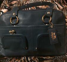 RARE Coach Limited Edition Ellie Legacy Archive Leather Tote Satchel Handbag