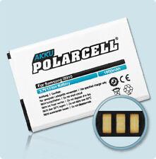 PolarCell Akku für Samsung Wave GT-S8500 2 II GT-S8530 EB504465VU Batterie Accu