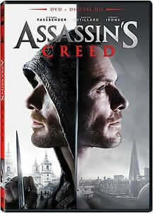 Assassin's Creed (DVD - DISC ONLY)