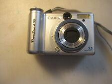 canon powershot camera    a95   b1.02