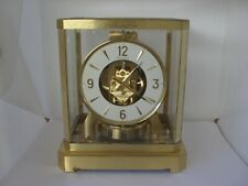 Lecoultre Atmos Clock Clock For The Wat 00002000 Chmaker Or Collector.