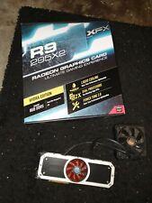 XFX AMD Radeon R9 295 X2 HighEnd DDR5 8 GB Grafikkarte