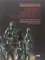 Il museo sannitico di Campobasso - A. Di Niro - Libro Nuovo in Offerta!