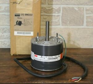 New - Dayton Motor 4M222 1/11 HP 1500 RPM 3 Speed 115V - Free Shipping
