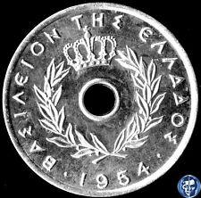 Greece - 5 Lepta 1954 - 1st year issue - BU Unc