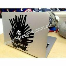 Laptop The Joker Batman DC Sticker Decal Apple Macbook Dell Laptop MSI Asus.