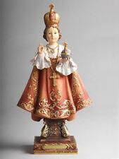 Infant Of Prague Statue 30cm Resin
