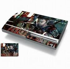 Resident Evil 103 Vinly Skin Sticker Cover For Sony PS3 PlayStation 3