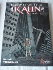 Shin Megami Tensei Kahn Yanagisawa Kazuaki occasion Livre