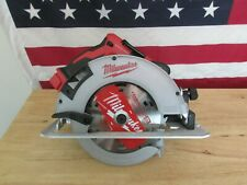 Milwaukee M18 Brushless Cordless 7 1/4in Circular Saw - Tool Only # 2631-20 808
