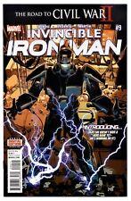 INVINCIBLE IRON MAN vol3 #9(7/16)1:FULL RIRI WILLIAMS(IRON HEART)CGC IT(9.8)HOT!