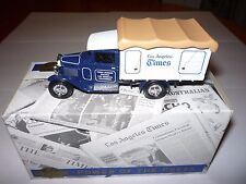 """MATCHBOX YPP 05 1932 FORD AA TRUCK """" THE LA TIMES"""""""