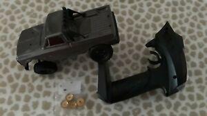Axial SCX 24 Gebraucht wie neu, mit Tuningteilen. Mini Crawler 1:24