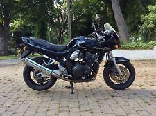 Suzuki GSF1200S Bandit Mk1 Black 1997 Motorcycle 24,000 Miles 2 owners New MOT