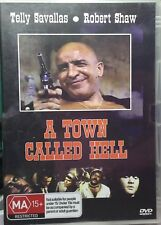 A Town Called Hell (DVD, 2001)