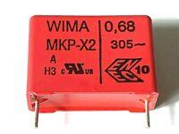 Polypropylen; 3,9nF; 10mm; ±10/%; 12x5,5x10,4mm 10 st Kondensator