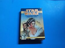 Star Wars The Courtship of Princess Leia Dave Wolverton HCDJ 1st edition
