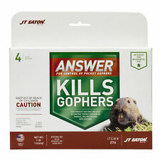 Answer For Gophers JT Eaton Answer Gopher Bait