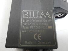 Blum Laser-Werkzeugvermessung P87.0634-013 / P87.0634-023 Tool Probe