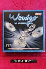 Wouégo : le Quiz Musical - Lansay