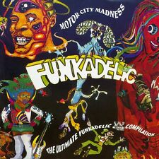 Funkadelic - Motor City Madness: The Ultimate Funkadelic Westbound Compilation (