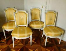Chaise du XIXe siècle, style Louis XVI