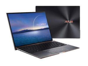 "ASUS Zenbook S UX393 13.9"" Laptop Intel Core i7 1TB SSD 16GB RAM  Jade Black-UK"