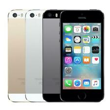 Apple iPhone 5s Mobile Smartphone 8GB 16GB 32GB Sim Free Unlocked Good Condition