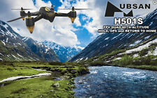 Hubsan H501S X4 FPV RC Quad Drone HD Video Camera LCD with GPS and Follower Mode