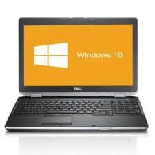 Dell Latitude E6530 Notebook Intel Core i5 4x 2,7GHz 8GB RAM 750GB HDD Win10