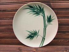 Bamboo by Celadon China Dinner Plate Green Bamboo L40
