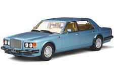 BENTLEY TURBO-R LWB LIGHT BLUE 1/18 MODEL CAR BY GT SPIRIT GT782