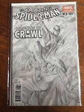 AMAZING SPIDER-MAN #1.3 ALEX ROSS 1:200 SKETCH VARIANT