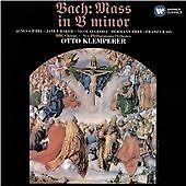 Bach: Mass in B Minor, Janet Baker, Nicolai Gedda, Herm, Audio CD, New, FREE & F