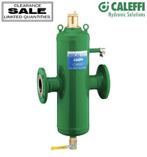 """New listing Caleffi Na546120A - 5"""" Ansi Flange Air & Dirt Separator Asme & Crn Certified"""