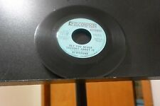 "Newsound Rare Crossover Soul 7"" Bet You Never.../Just One Time  Nice Solid VG+"