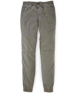 Polo Ralph Lauren Boys' Canvas Jogger Pants (Retail $49.50)