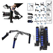 DSLR Cameras Rig Movie Kit Shoulder Mount for Canon 5D MarkII 7D nikon D90 pb1