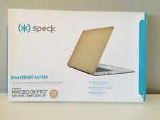 "Speck SmartShell Glitter 13"" MacBook Pro With Retina Display  (Gold Glitter)"